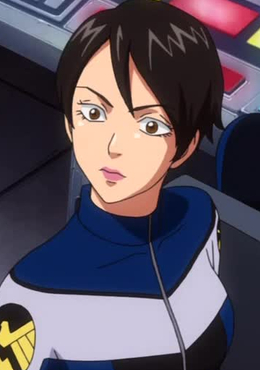 Maria HILL Anime Planet