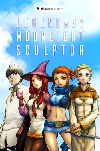 The Legendary Moonlight Sculptor Manga Anime Planet