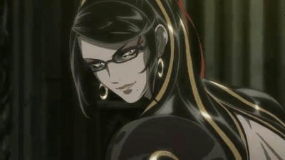 عرض للانمي Bayonetta: Bloody Fate