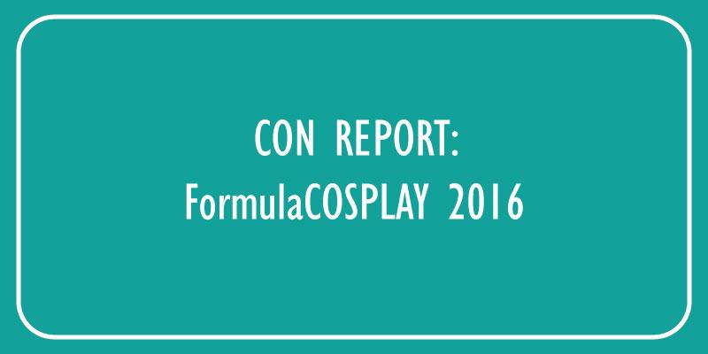 formulacosplay 2016