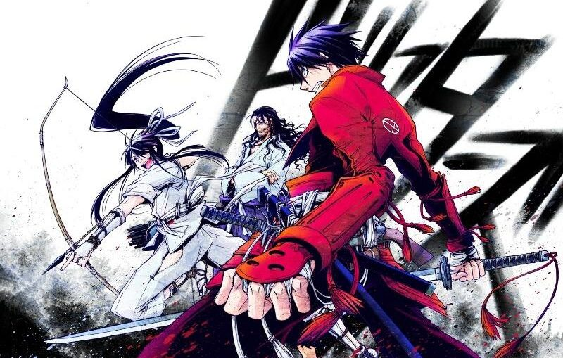 anime herfst 2016 Drifters