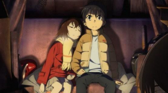 Erased/Boku Dake ga Inai Machi anime review Netflix