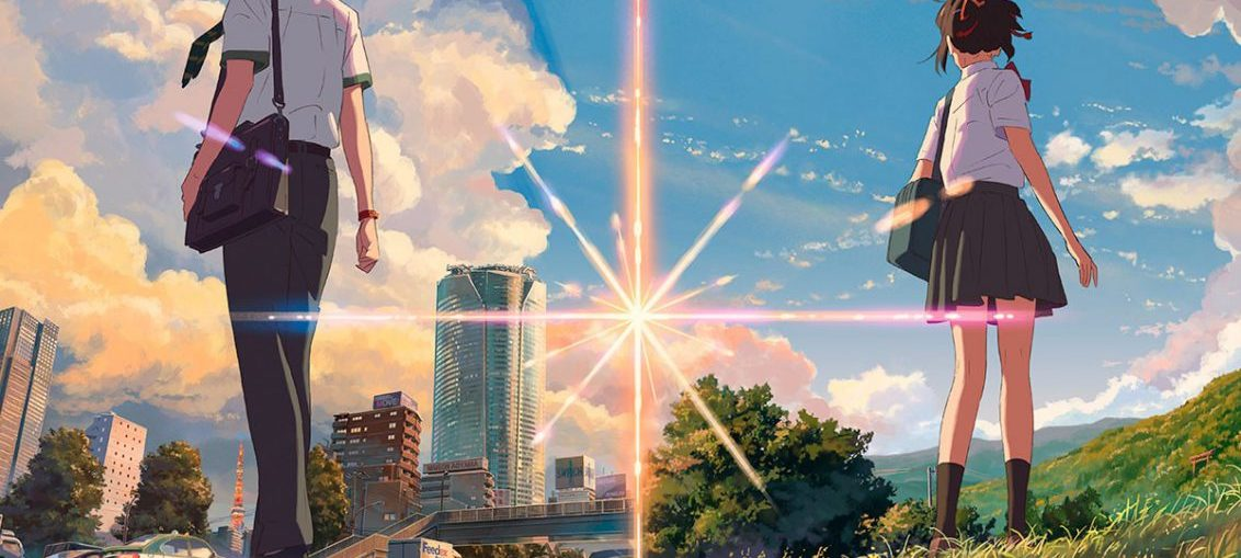 Kimi no na wa Your name beste Japanse film