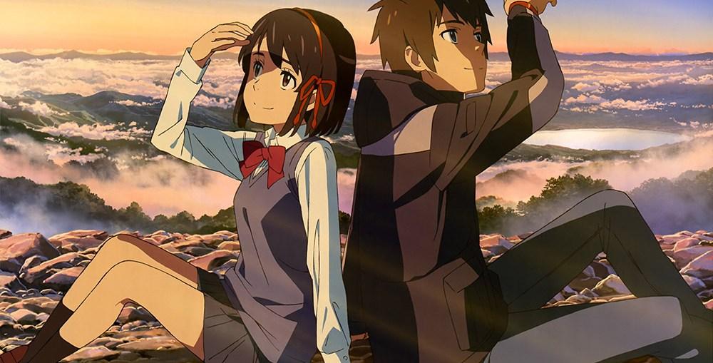 anime film hit your name kimi no na wa
