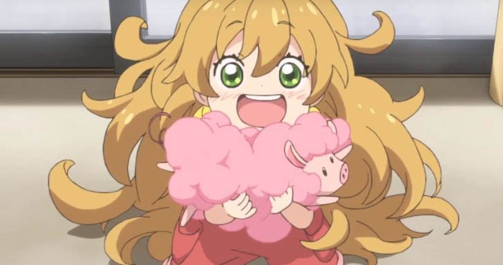 Sweetness and Lightning review