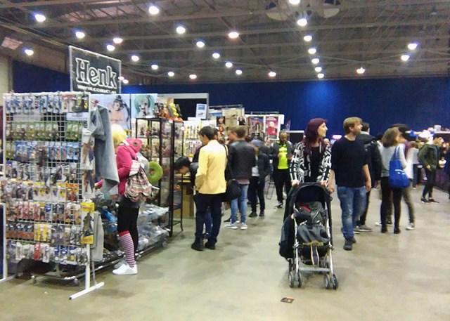 Comic Con Ahoy 2017