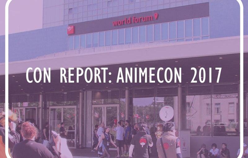 Anime Con 2017 verslag