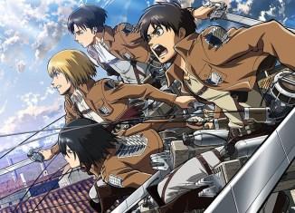 Attack on Titan recap movie anime review