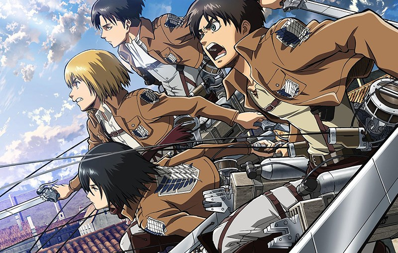 Attack on Titan recap movie anime review
