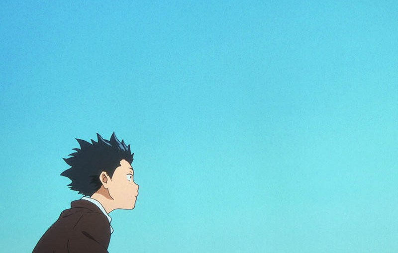 A Silent Voice Koe no Katachi anime film review