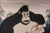 King Kong Show. Rankin, Bass en Japanse animators.