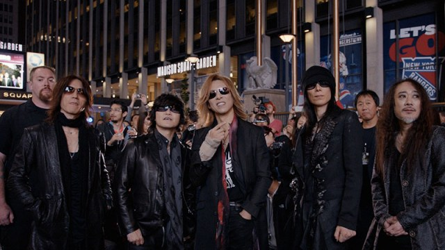 We Are X interview Yoshiki