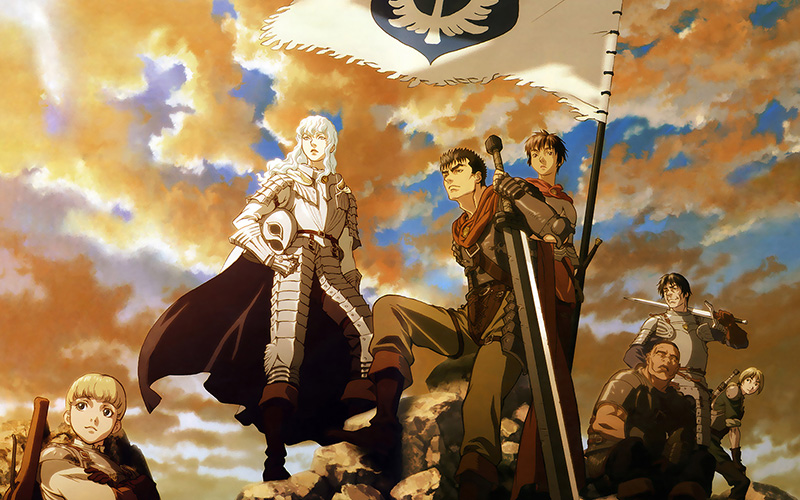 Berserk Golden Age Arc
