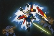 Mobile Suit Gundam Wing anime review