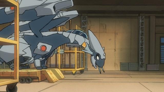Dragon Pilot Netflix anime
