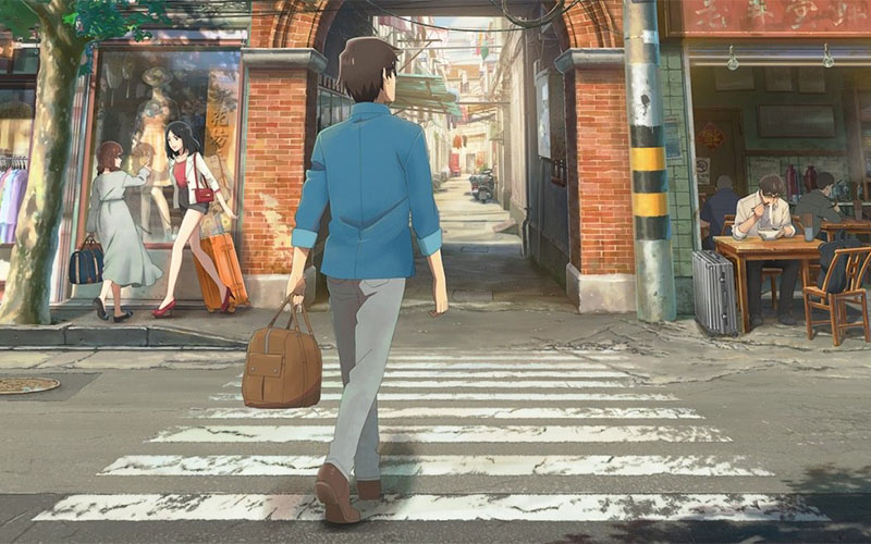 Flavors of Youth Netflix anime review