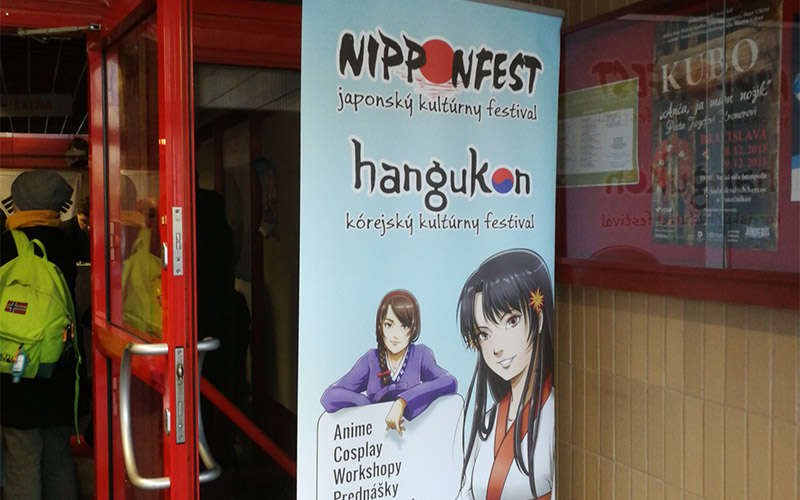 Nipponfest 2018: Japan conventie in Slowakije