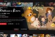 Rilakumma en Kaoru Netflix serie