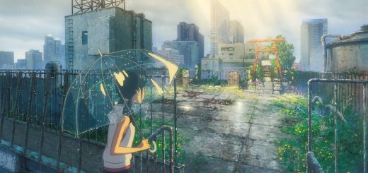Anime film Weathering With You vanaf 20 januari in de bioscoop