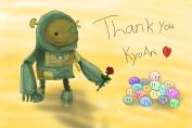 Mijn verdriet en dankbaarheid voor Kyoto Animation in een blog