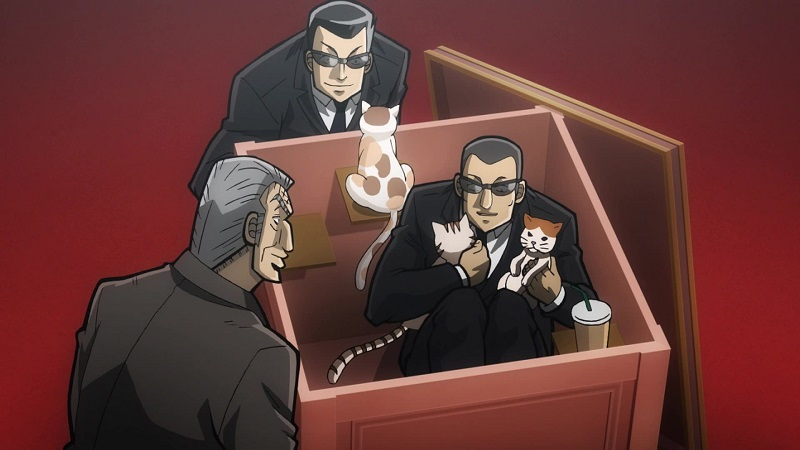 Mr. Tonegawa Middle Management Blues is een anime over gokken.