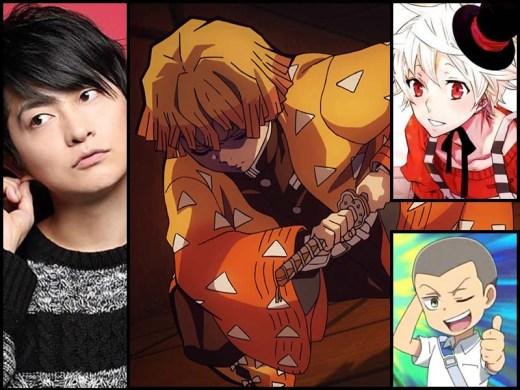Hiro Shimono stemacteur anime