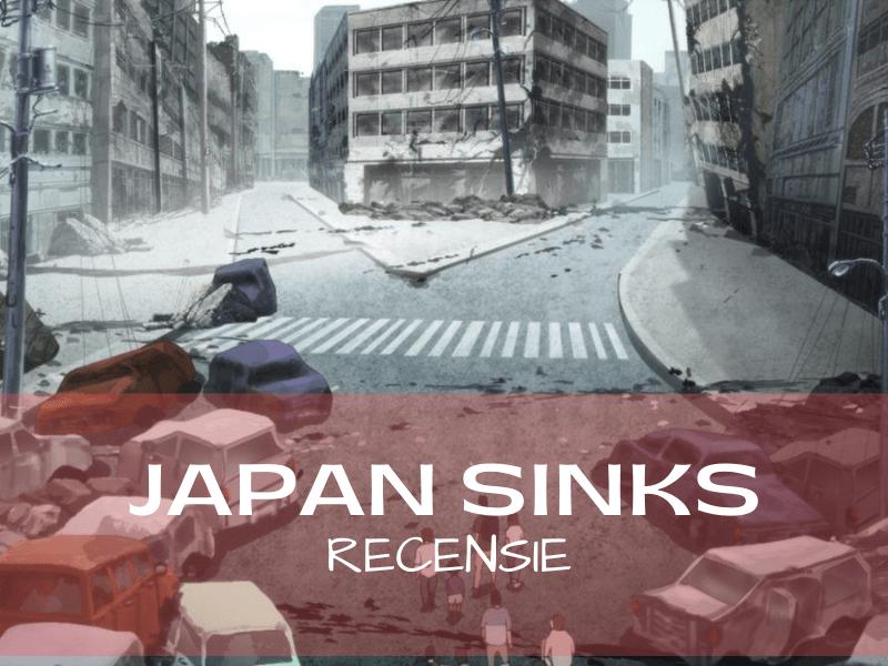 Japan Sinks recensie header