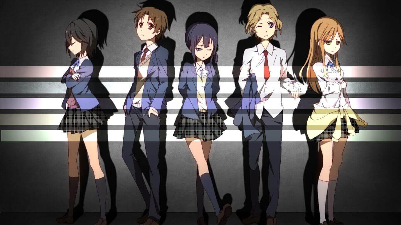 Kokoro Connect BD Subtitle Indonesia Batch