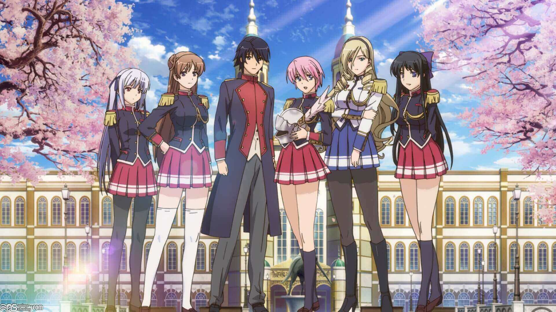 Walkure Romanze BD Batch Subtitle Indonesia