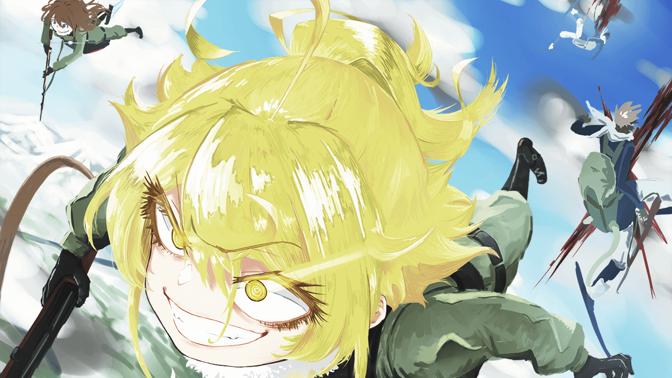Youjo Senki BD Subtitle Indonesia Batch