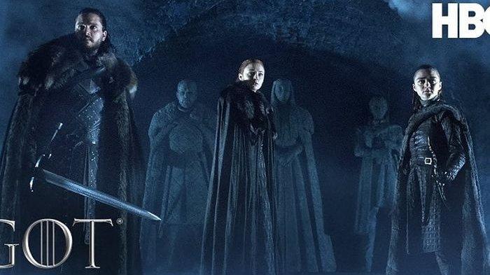 Game of Thrones Season 8 Batch Episode 1 – 6 Subtitle Indonesia