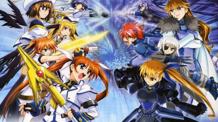 Mahou Shoujo Lyrical Nanoha (S3) Subtitle Indonesia Batch (Episode 01-26)