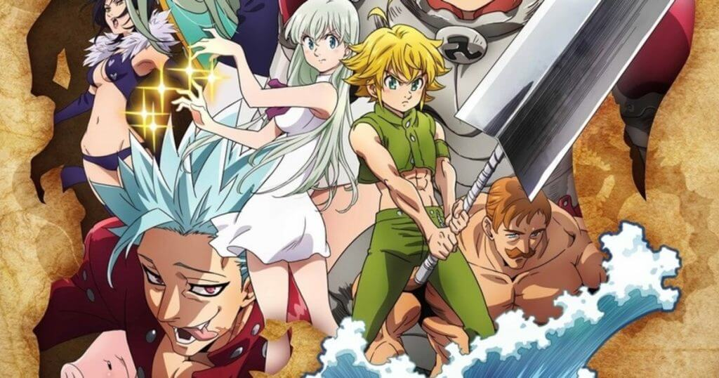 Nanatsu no Taizai Season 3 Episode 20 Subtitle Indonesia