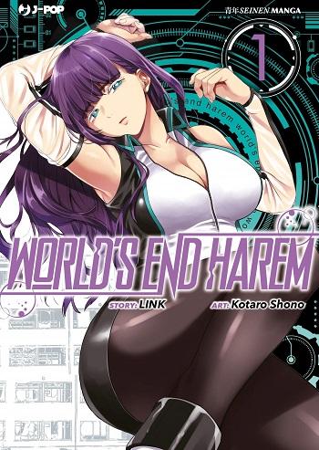 World's End Harem (Manga) | AnimeClick.it