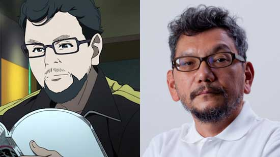 Image result for shirobako hideaki anno