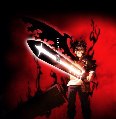 Imagen promocional de la nueva temporada del anime Black Clover ...