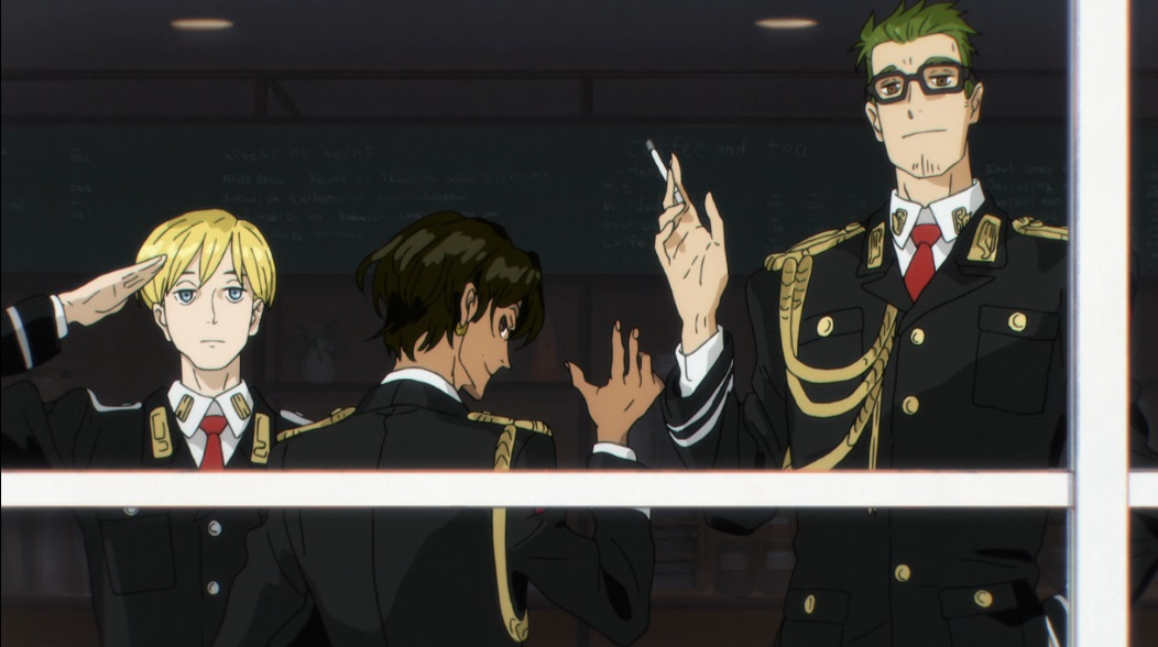[Review] ACCA: 13-Territory Inspection Dept. – episode 1
