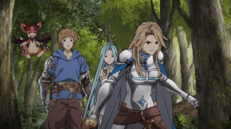 Granblue Fantasy The Animation Episodes 1 2 Anime Feminist