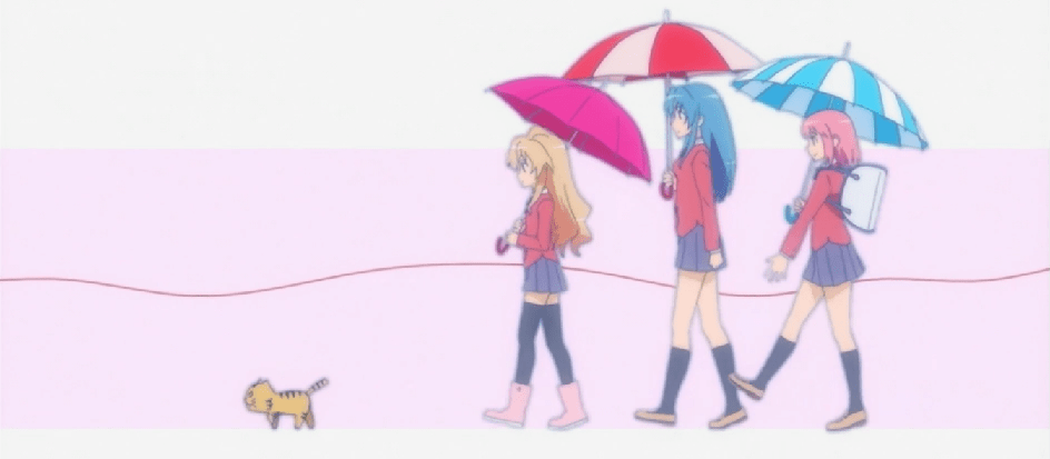 [Feature] Adding Salt to Sweet Vanilla: The complex women of ToraDora!