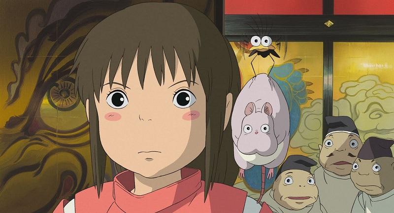 [AniFemTalk] Favorite Miyazaki Heroines