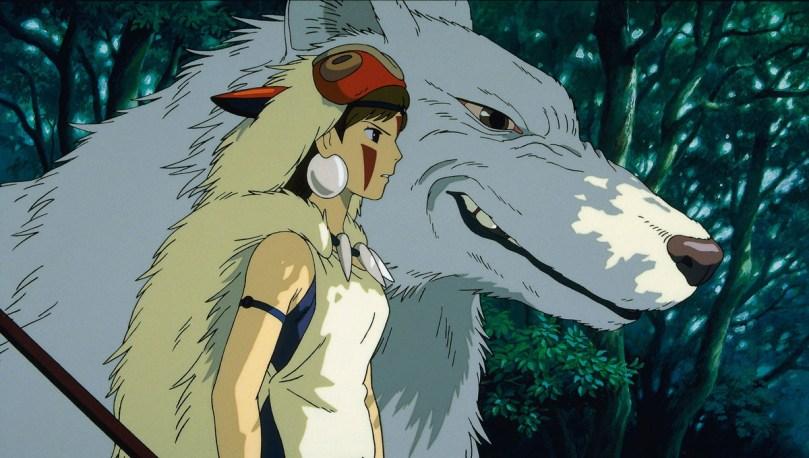 Princess Mononoke As A Force Of Nature Anime Feminist