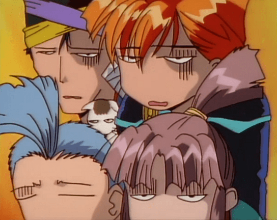 [Podcast] Chatty AF 33: Fushigi Yugi Watchalong – Episodes 35-40
