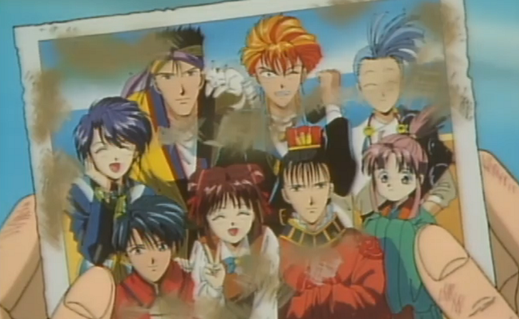 [My Fave is Problematic] Fushigi Yugi