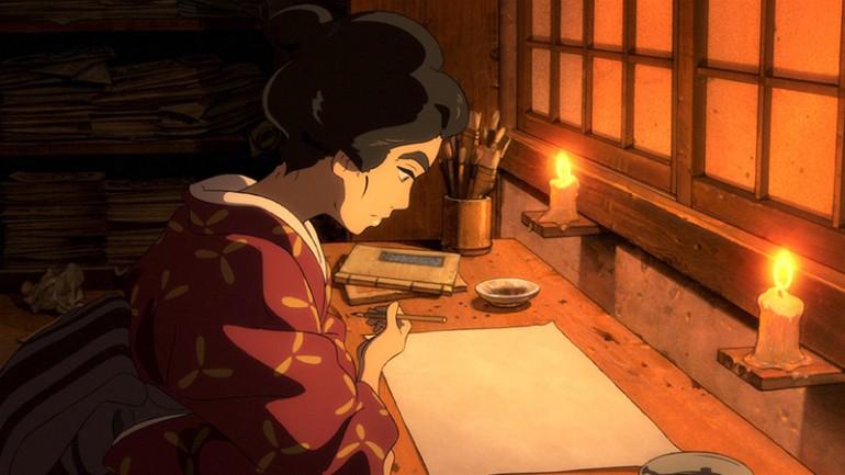 [Podcast] Chatty AF 41: Miss Hokusai Retrospective