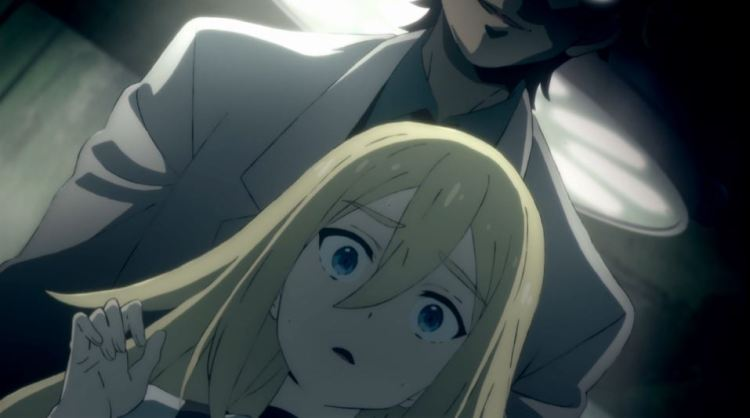 [Review] Angels of Death – Episode 1