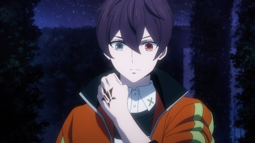 Yuki awakens as a vampire and receives the mark of the idol unit he'll be a part of.