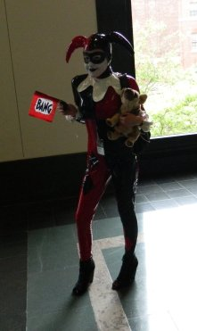 Anime Boston 2013 - Cosplay - Batman 001