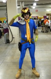 Anime Boston 2013 - Cosplay - F-Zero 001
