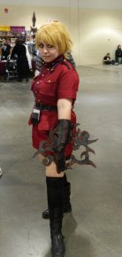 Anime Boston 2013 - Cosplay - Hellsing 001