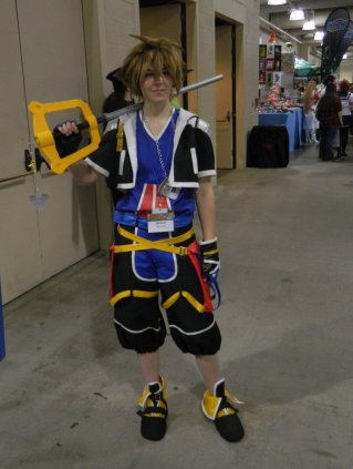 Anime Boston 2013 - Cosplay - Kingdom Hearts 002